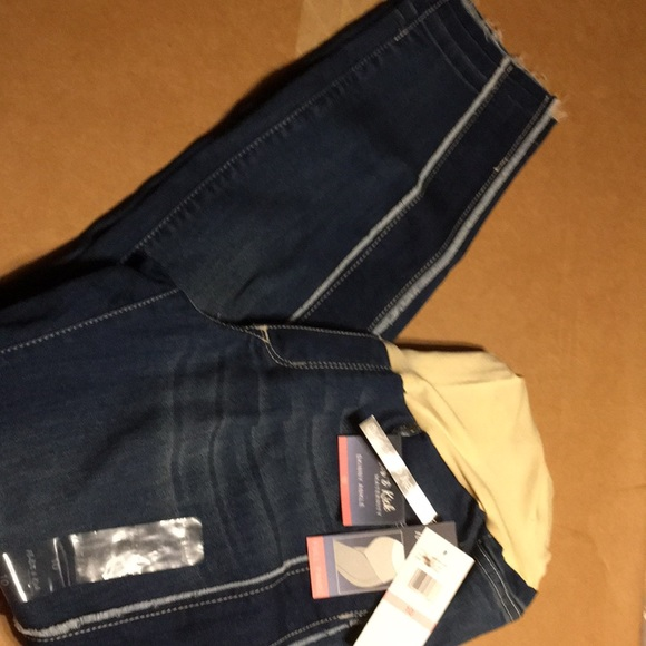 69cc747889970 Flutter and Kick Jeans | Maternity Skinny Ankle Nwt | Poshmark